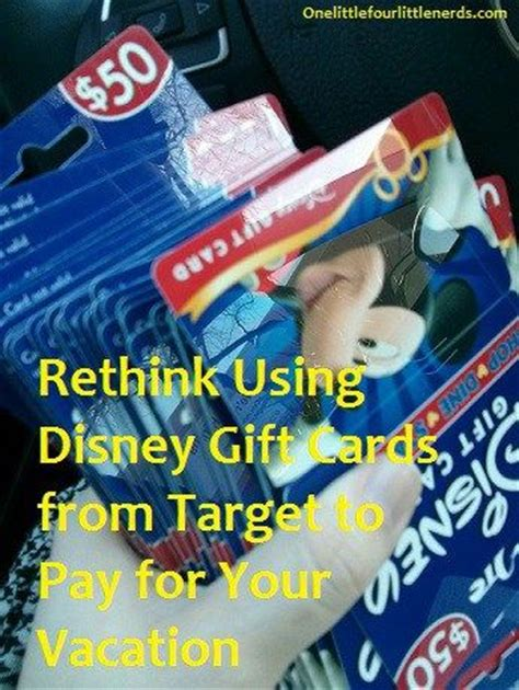 Disney World Gift Cards Target - 17 best images about card disney disney trips and posts