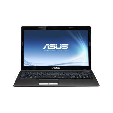 Laptop Asus Intel Amd asus a53 series notebookcheck net external reviews