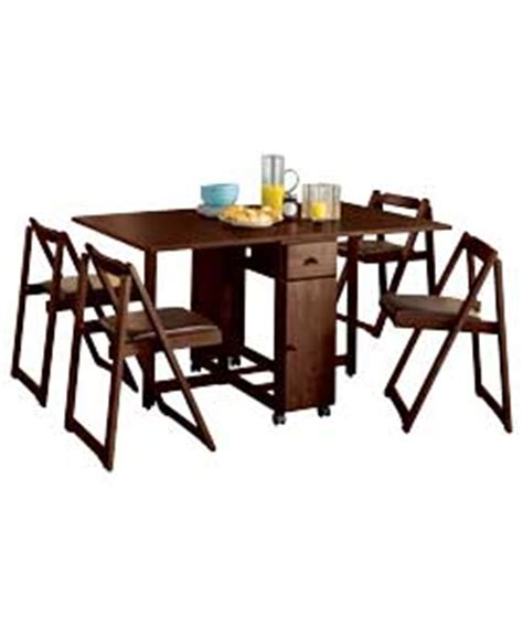 Butterfly Folding Table And Chairs Emperor Rectangular Chocolate Butterfly Dining Set Review Compare Prices Buy
