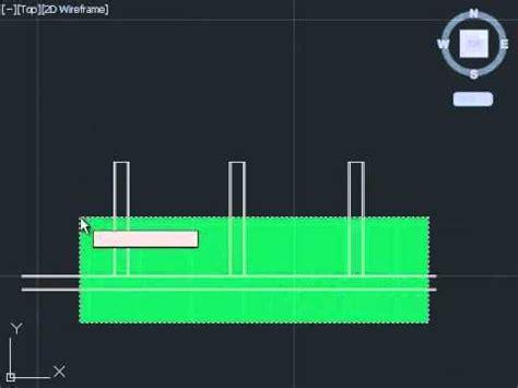 autocad tutorial walls multi line videolike
