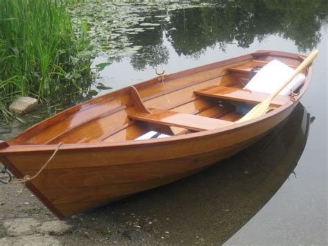 row boat plans wooden row boats the first boat that i built was a glued