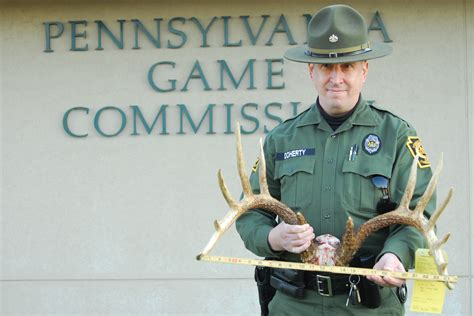 Indiana Commission On Records Pennsylvania Poaching Involves Record Buck Petersen S
