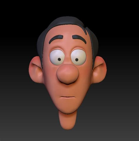 tutorial zbrush cartoon 1834 best zbrush images on pinterest character design