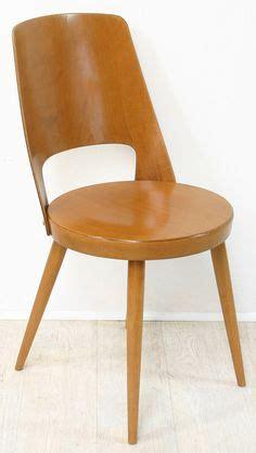 chaise bauman cognackleurige leren en metalen guariche amsterdam