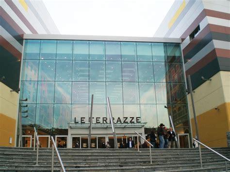 terrazze spezia le terrazze shopping centre bms progetti