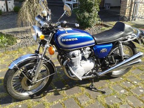 Gebraucht Motorrad Oldtimer by Sch 246 N Restaurierter Oldtimer Honda Cb 550 Four Bauj 79 Km