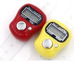Diskon Tally Counter Digital Finger discount mini hold band tally counter lcd digital