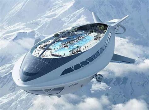 dessin bateau du futur croisi 232 re en ballon dirigeable du futur qu nous r 233 serve l