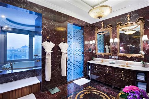 royal bathroom shortlisted lotte hotel moscow for the hotel suite award the design society