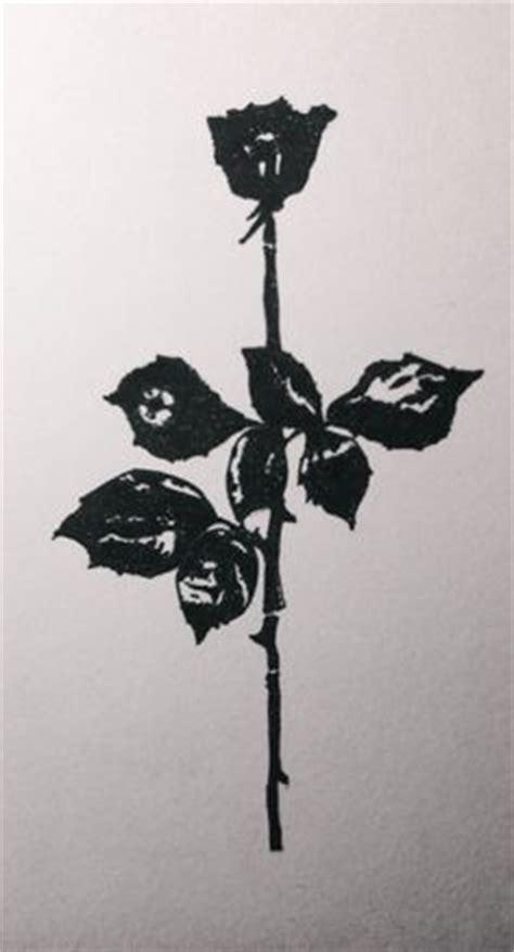 depeche mode rose tattoo violator depeche mode by insomnio car