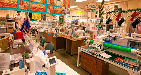 Quilt Stores Near Me by Top 10 Quilt Shop Fabric Store Sewing Machines And