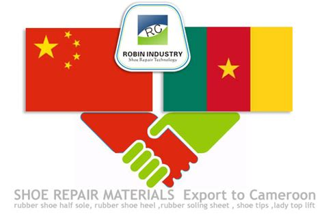 Rubber Patch Cameroon Marine professional supplier of shoe repair materials shoe machinery shoe accessories robin industry