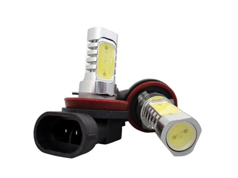 H11 Led Fog Light Bulb H9 H11 Led Bulbs 6w H11 6w W