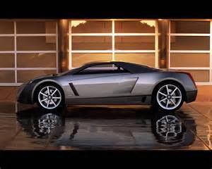 Cadillac Cien 2002 Cadillac Cien Concept 2002