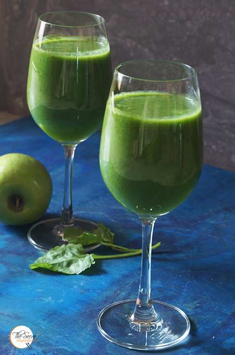 Spinach Apple Detox Smoothie by Detox Green Smoothie Apple Spinach Green Smoothie The