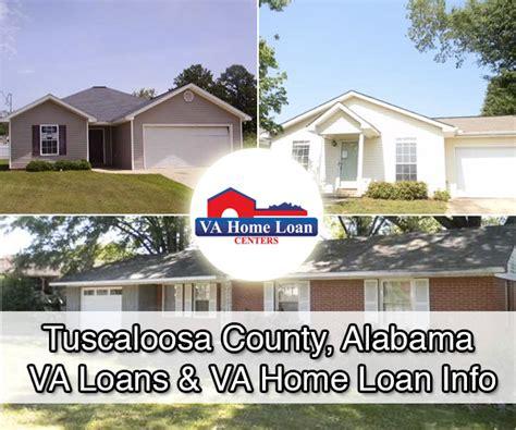 tuscaloosa county alabama va home loan