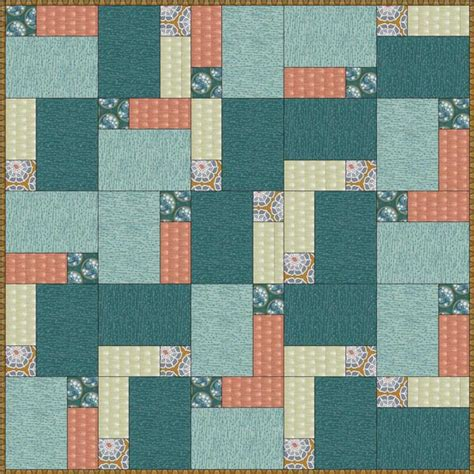 Cascade Quilt Pattern by Free Quilt Patterns Quilting Projects Free Free Quilt