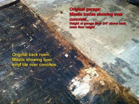 Concrete slab; hydronic radiant heat; porcelain tile