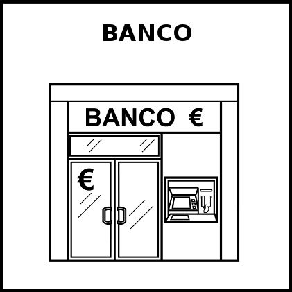 banco imagenes educativas banco dinero educasaac