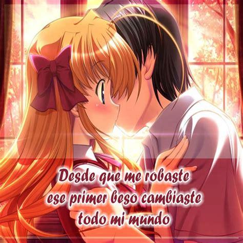 imagenes bonitas de amor anime im 225 genes chidas de animes de amor con frases bonitas