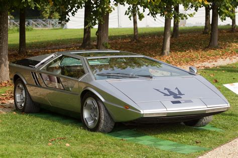 1972 maserati boomerang 1972 maserati boomerang images specifications and