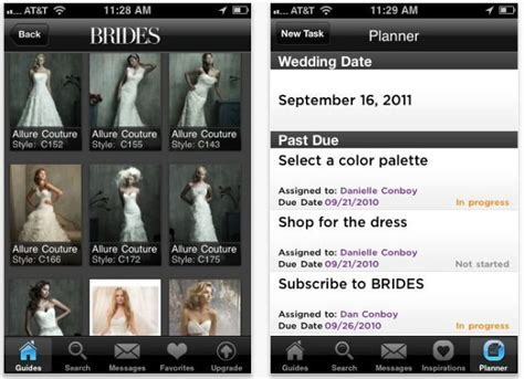 10 iPhone Apps for Planning the Perfect Wedding