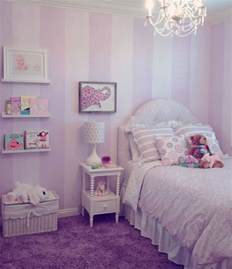 Purple Girls Bedrooms - purple girls room house pinterest