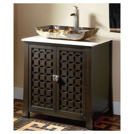 recollections bathroom vanity belle foret 30 quot single vessel sink vanity set reviews
