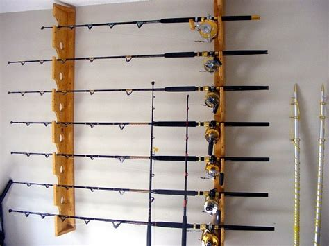 How To Build A Rod Rack by 17 Best Ideas About Fishing Pole Holder On Fishing Tips Fishing Poles And Kayak Storage