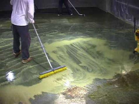 www.concreteideas.com   How to acid stain a floor   How to