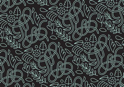 pattern nature abstract abstract nature outline pattern download free vector art