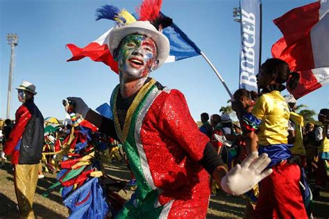cape minstrel carnival africa geographic