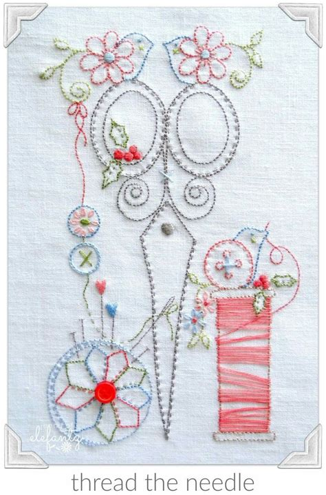 embroidery inspiration 1631 best images about sew embroidery and patterns for