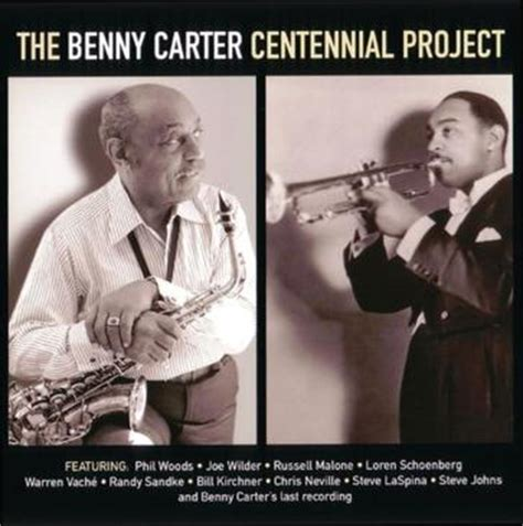 benny carter in the mood for swing benny carter centennial project 豆瓣