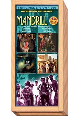 mandrill ultimate collection  cd box set