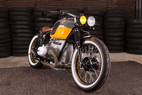 the cytech motorcycles bmw r80 7 cohiba bobber