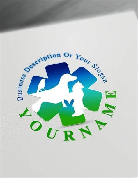veterinarian logo design  veterinary logo maker