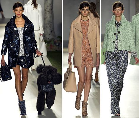Mulberrys Springsummer 2007 Collection by Busy Florals Mulberry Summer 2013 Collection