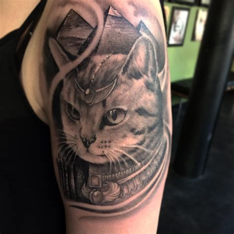 cat tattoo artist uk egyptian cats tattoos images for tatouage