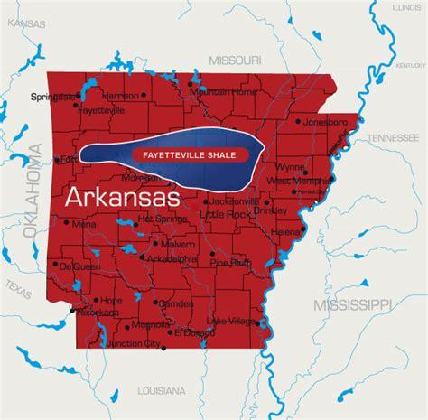 us map fayetteville arkansas the fayetteville shale energy advances arkansas