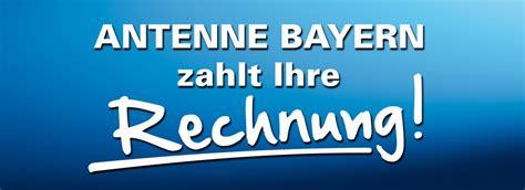 Musterbrief Antenne Bayern Antenne Bayern Zahlt Ihre Rechnung Antenne Bayern