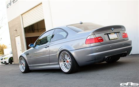 bmw custom another custom silver gray bmw e46 m3 autoevolution
