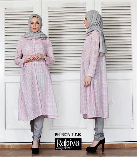 Ayudia Tunik By D bernicia tunik baju muslim gamis modern