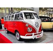 Volkswagen To End Production Of Iconic Hippie Bus This