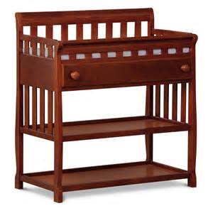 Nursery Changing Tables Changing Table Cherry Nursery Furniture At Hayneedle