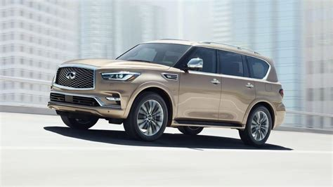 2020 Infiniti Qx80 Changes by 2020 Infiniti Qx80 Exterior Changes 2020 Suv Update