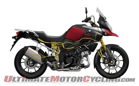 2013 Suzuki V Strom 1000 2014 Suzuki V Strom 1000 Look Review 24 Photos