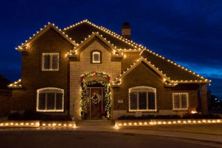 hanging christmas lights in windows easy tips for hanging lights outside new design construction