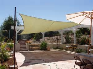 Triangle Awning How To Pick A Quality Shade Sail Beautyharmonylife