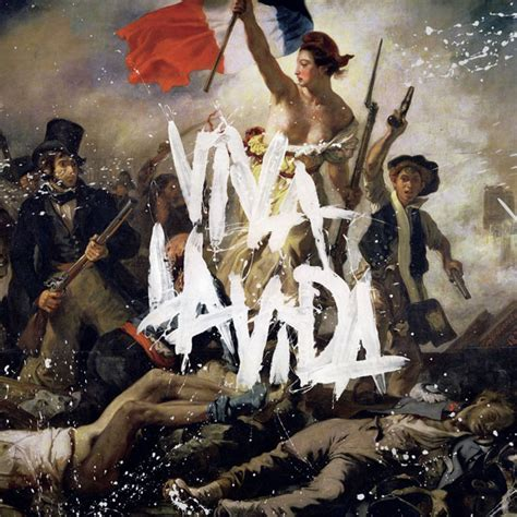 Coldplay Viva La Vida Album | viva la vida or death and all his friends coldplay